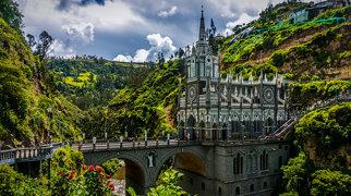 Las Lajas Sanctuary>