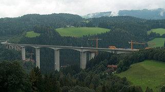 Lavant viaduct>