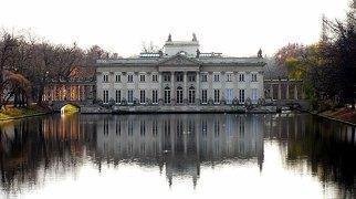Łazienki Palace>
