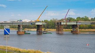 Łazienkowski Bridge>