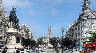 Liberdade Square (Porto)>