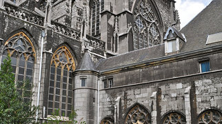 Liège Cathedral>
