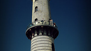 Lighthouse Warnemünde>