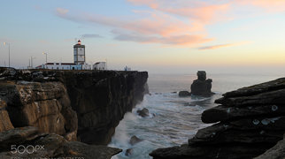 Lighthouse of Cabo Carvoeiro>