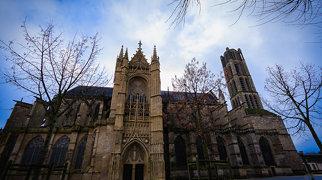 Cathédrale Saint-Étienne de Limoges>