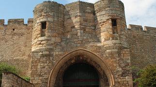 Lincoln Castle>