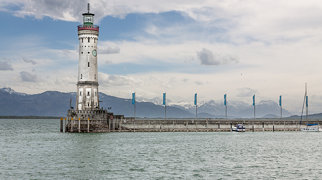 Lindau Lighthouse>