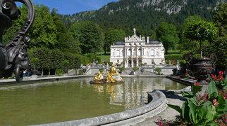 Linderhof Palace>