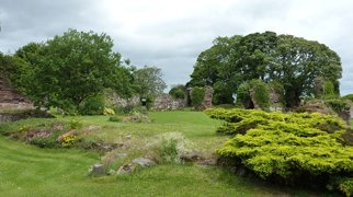 Lindores Abbey>