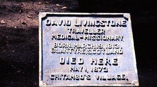 Livingstone Memorial>
