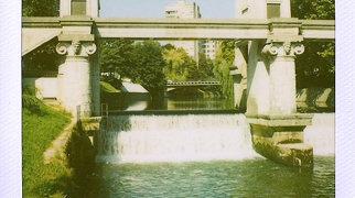 Ljubljanica Sluice Gate>