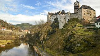 Burg Loket>