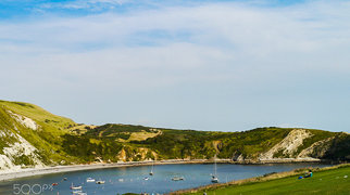 Lulworth Cove>