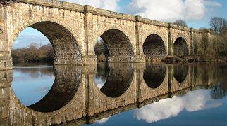 Lune Aqueduct>