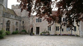 Lympne Castle>