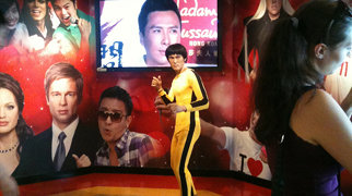 Madame Tussauds Hong Kong>