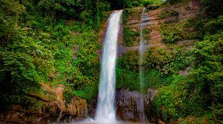 Madhabkunda waterfall>