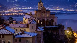 Madonna del Sasso, Switzerland>