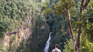 Mae Surin Falls>