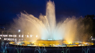 Magic Fountain of Montjuïc>