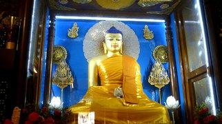 महाबोधी मंदिर>