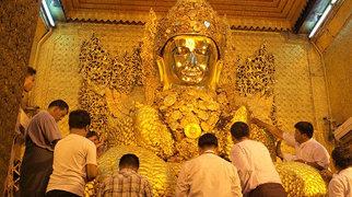 Mahamuni Buddha Temple>