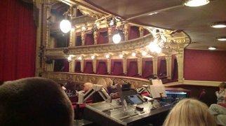 Mahen Theatre>