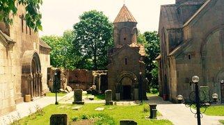 Monasterio de Makravank>