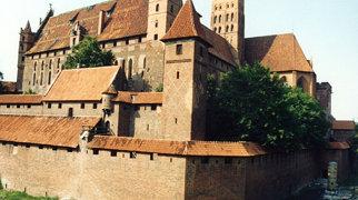 Lâu đài Malbork>