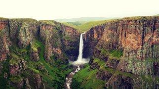 Maletsunyane Falls>