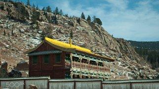 Manjusri Monastery>