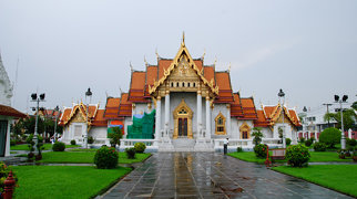 Marble Temple (Wat Benchamabophit)>