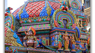 Mariamman Temple, Bangkok>