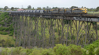 Maribyrnong River Viaduct>