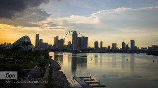 Marina Barrage>