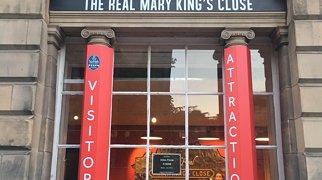 Mary King's Close>