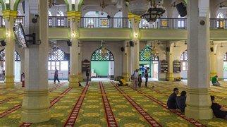 Мечеть Султана Хуссейна>
