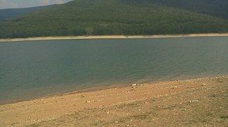 Mavrovo Lake>