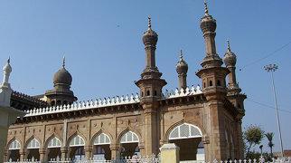 Mecca Masjid>