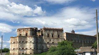 Medzhybizh Fortress>