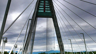 Megyeri Bridge>