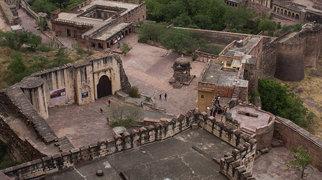 Mehrangarh Fort>