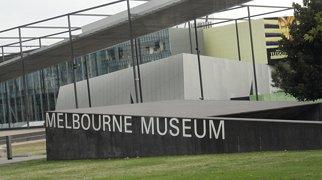 Melbourne Museum>