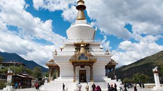 Memorial Chorten, Thimphu>