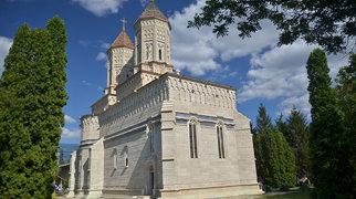 Metropolitan Cathedral, Iaşi>