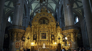 Mexico City Metropolitan Cathedral>