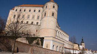 Zamek w Mikulovie>
