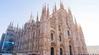 Milan Cathedral>