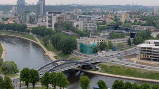 Mindaugas Bridge>