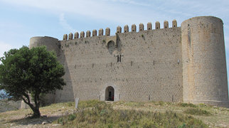 Montgrí Castle>